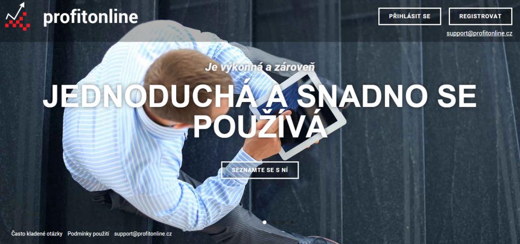 Recenze projektu ProfitOnline.cz