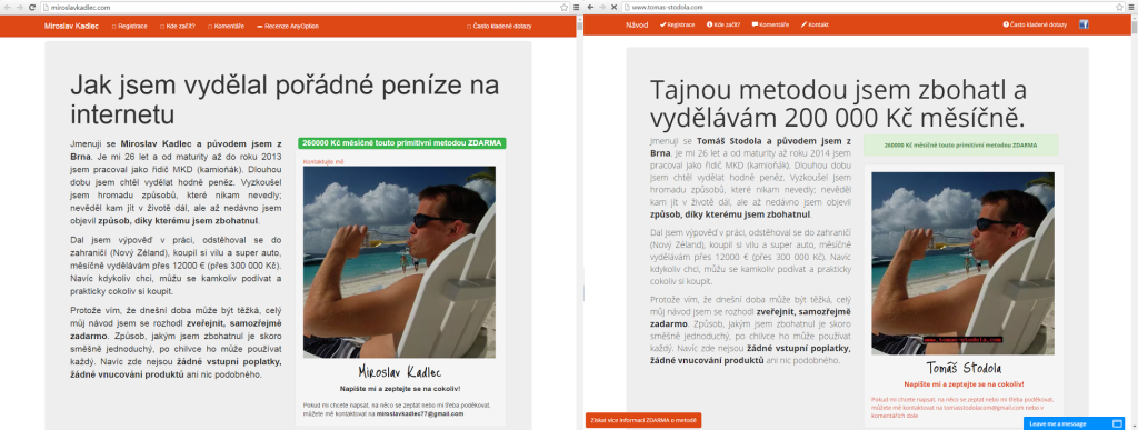 Tak Miroslav Kadlec nebo Tomáš Stodola?